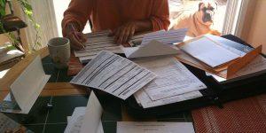 Hustle Paperwork