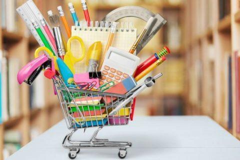 Classroom shopping cart