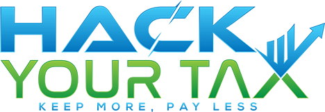 Hack Your Tax logo